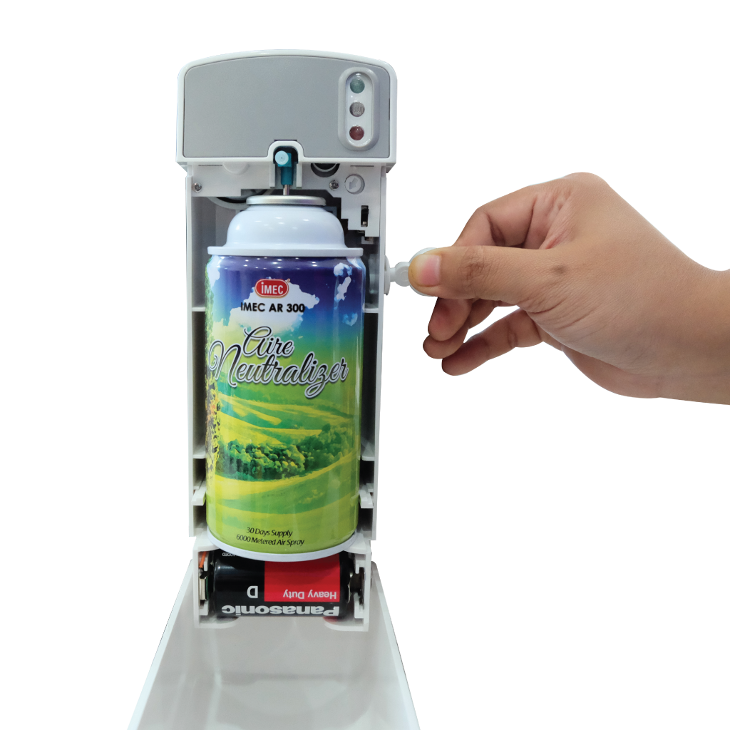 Air Freshener Fragrance Dispenser Imec 201 Auto Air